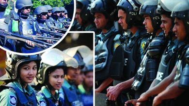 Photo of সিলেটে কঠিন অ্যাকশনে যাচ্ছে আইনশৃঙ্খলা বাহিনী